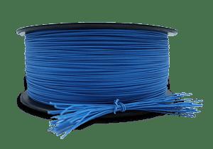 alambres plastificados Twist Tie