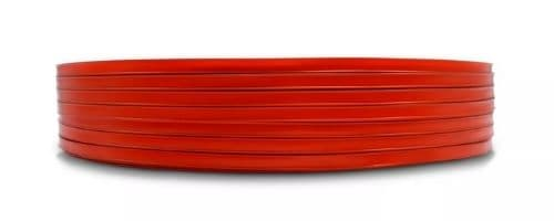 Clipband color rojo